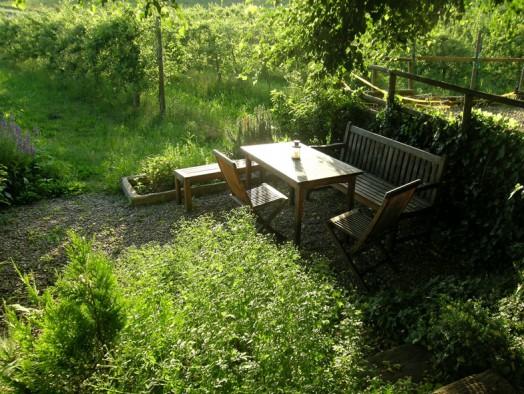 Home Studio terrasse